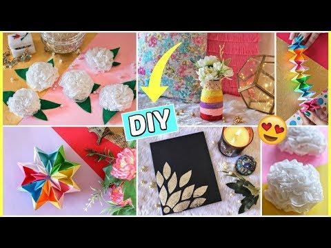 fun-diys-to-do-when-you're-bored!- -creative-diy-room-decor-hacks,-5-minute-crafts-!!
