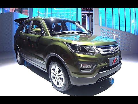 2016, 2017 Changan CX70 SUV Beijing premieres list Changan CX70 to debut