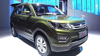 2016, 2017 Changan CX70 SUV Beijing premieres list   Changan CX70 to debut