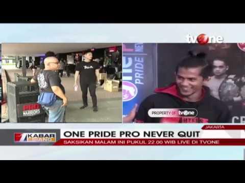 Saksikan One Pride Pro Never Quit Malam Ini Pk 22 00 Live Di Tvone Youtube