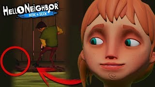 EL FINAL TE HARA LLORAR! - HELLO NEIGHBOR HIDE AND SEEK