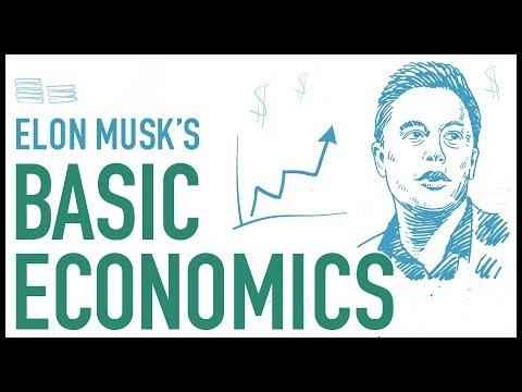 Elon Musk's Basic Economics