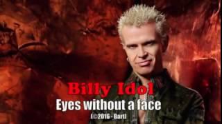 Billy Idol - Eyes without a face (Karaoke)