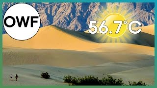 Where s The Hottest Place On Earth? - One Wild Fact - Earth Unplugged