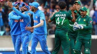 ICC World Cup 2019 India vs Pakistan || See Full Match India & Pakistan