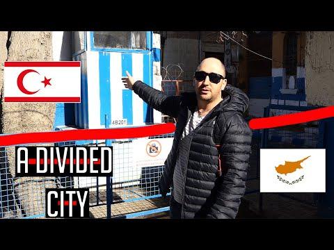 Nicosia, Cyprus / A Divided City / Turkey VS Cyprus