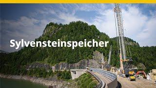 Dammertüchtigung am Sylvensteinspeicher - BAUER Spezialtiefbau GmbH
