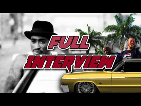 'HIT EM UP' Director J. Kevin Swain - FULL Interview - On Filming For TUPAC