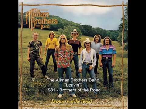 The Allman Brothers Band - Leavin'