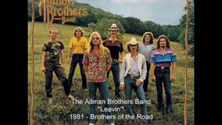 Watch Allman Brothers Band Leavin video