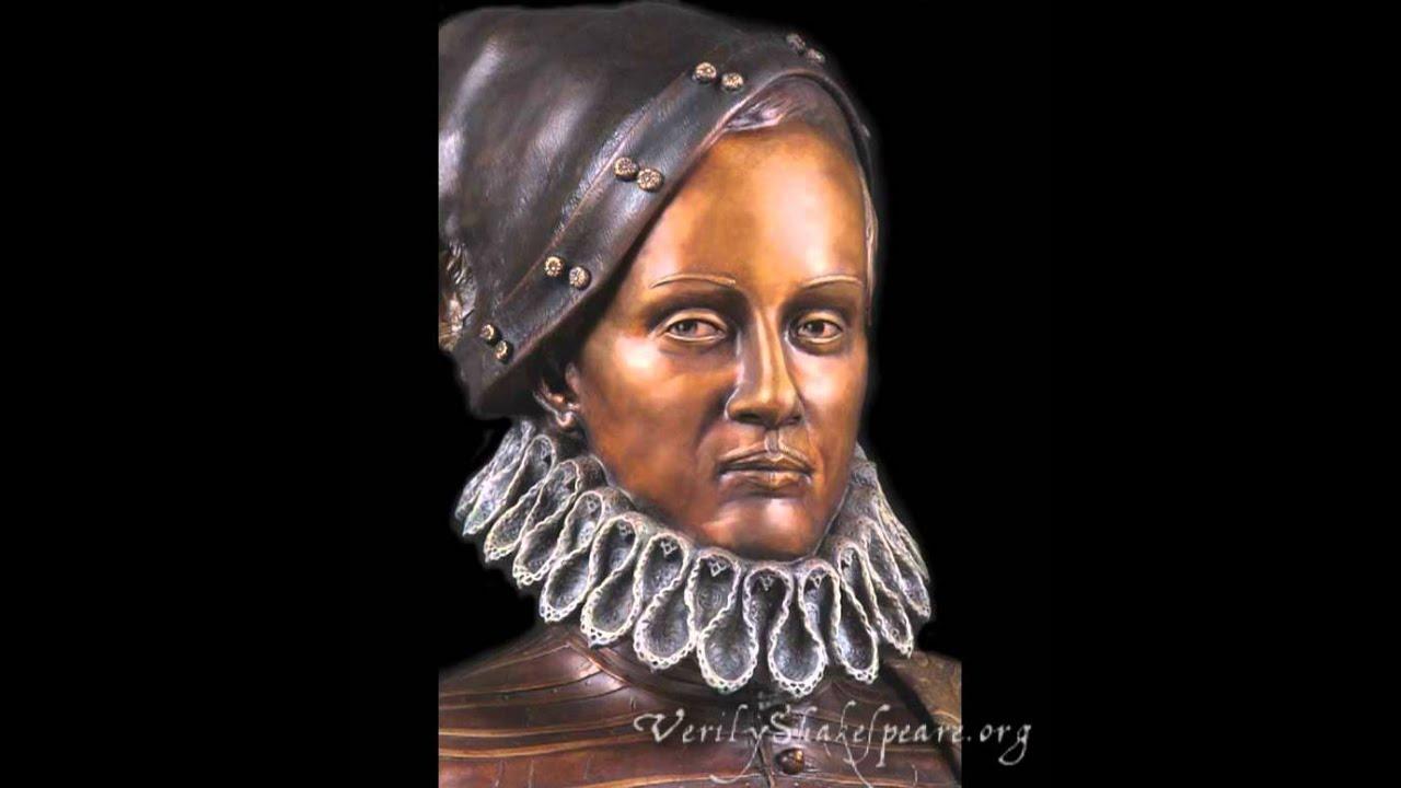 Shakespeare Bust - Edward de Vere