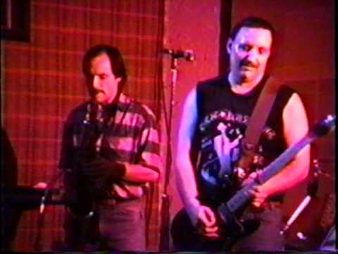 Cruel Shoes - Frewsburg Hotel 12-29-89 Video 2 of 5