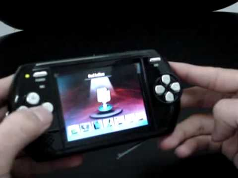 PSP style mp3 mp4 media game player china manufacturer