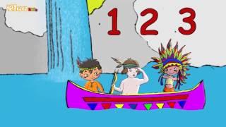 10 Kleine Indianer 10 Piccoli Indiani Zweisprachiges Kinderlied Yleekids