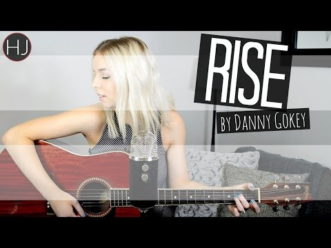 Rise by Danny Gokey // Acoustic Cover