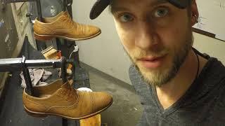 How to shine shoes, with The Dornstar, Shoe Shine, ASMR