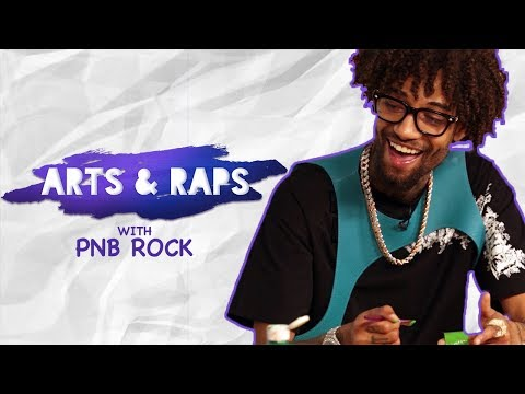 D-Strong - PnB Rock Explains The Meaning Of NO CAP To Kids!