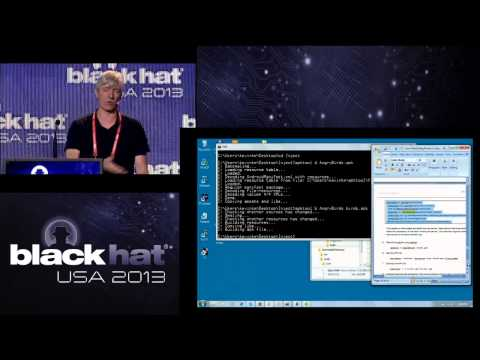 Black Hat 2013 - How to Build a SpyPhone