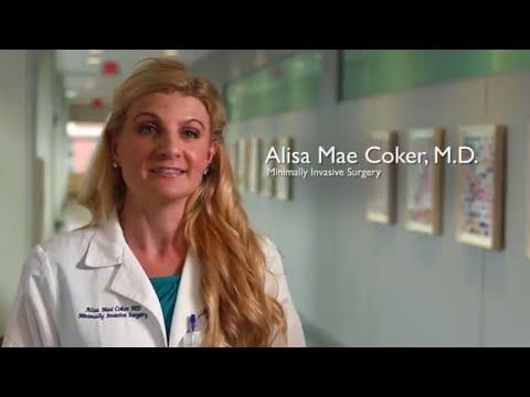 Robotic Surgery | FAQ With Dr. Alisa Coker