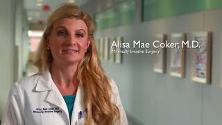 Robotic Surgery | FAQ with Dr. Alisa Coker