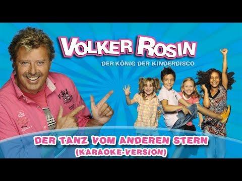 Volker Rosin - Der Tanz vom anderen Stern (Karaoke Version)
