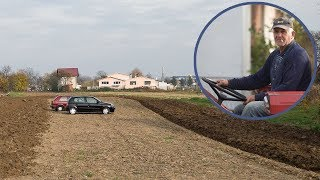 A Farmer Was Sick Of People Parking On His Land, So He Decided To Reap The Perfect Revenge