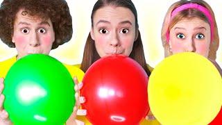 Balloon Song | 동요와 아이 노래 | 어린이 교육
