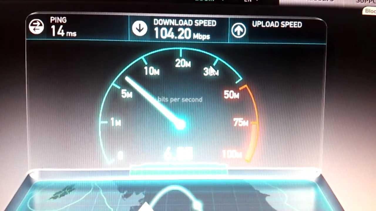 100mb test download