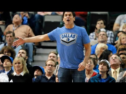 Mavericks owner Mark Cuban takes blame for keeping writer accused of domestic violence employed