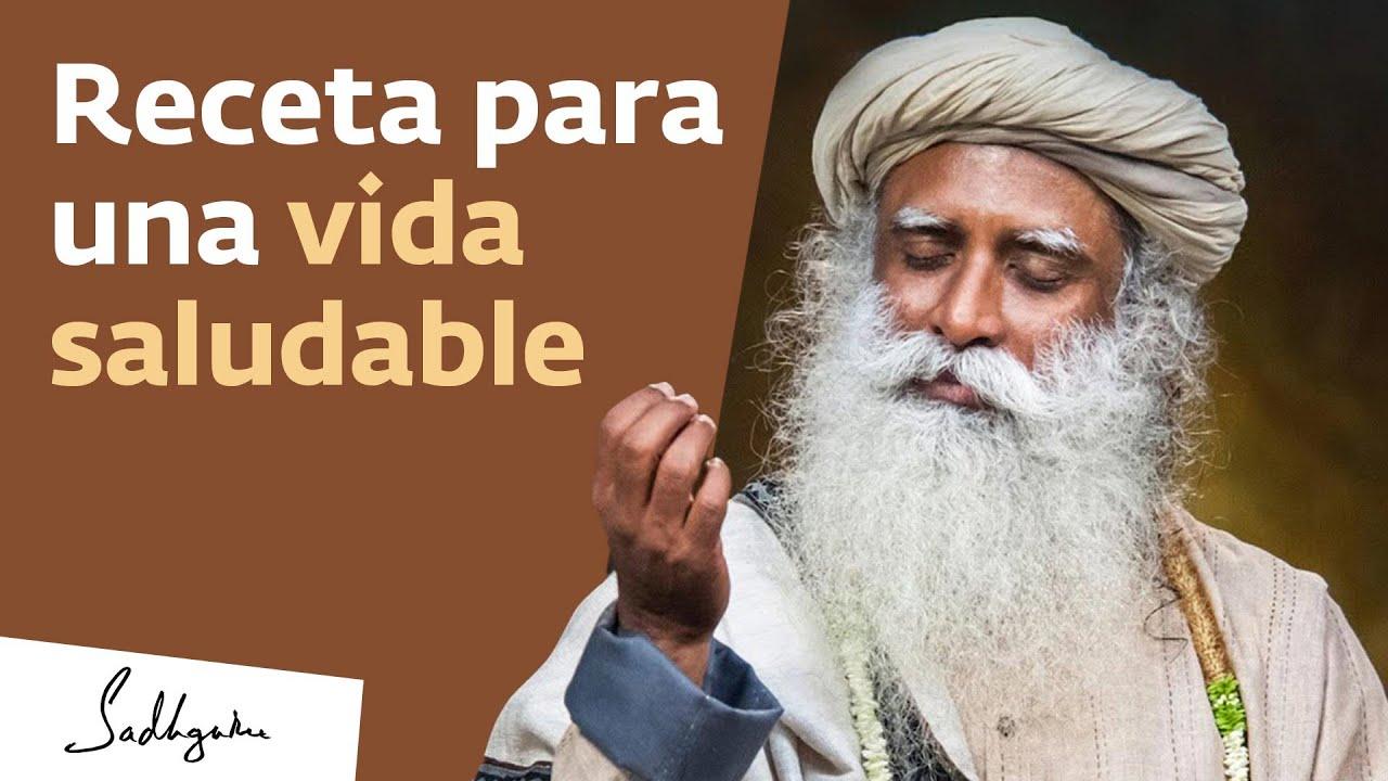 Receta para una vida saludable | Sadhguru
