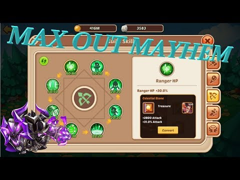 Idle Heroes: MAX OUT MAYHEM