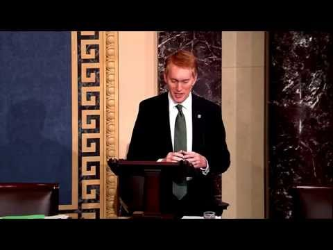 Senator Lankford Delivers Maiden Speech on Senate Floor