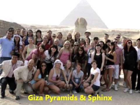 Giza Pyramids and Sakkara Tour from Port Said port
