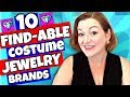 10 FINDABLE Costume Jewelry Brands You Need on Your Radar - Selling Jewelry on Ebay