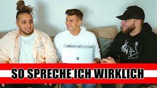 SO SPRECHE ICH WIRKLICH 2.0 | Danergy & Mirco österreichisch beibringen | Ksfreakwhatelse