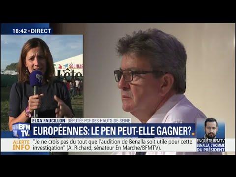 """""""On Doit Arrêter Avec Les Petites Phrases Et Les Divisions à Gauche"""" Estime Elsa Faucillon (PCF)"""