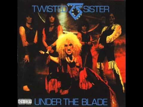 Twisted Sister - Under the Blade 1982 Original wmv
