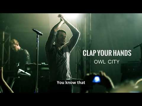Owl City - Clap Your Hands (Full Song) [from PS4 Everybody's Golf] Lyrics