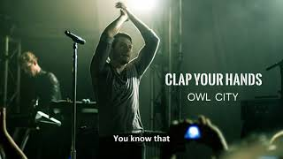 Download Owl City - Clap Your Hands (Full Song) [from PS4 Everybody's Golf] with Lyrics MP3 song and Music Video