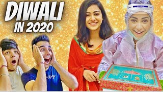 TYPES OF PEOPLE IN DIWALI 2020 | Rimorav Vlogs