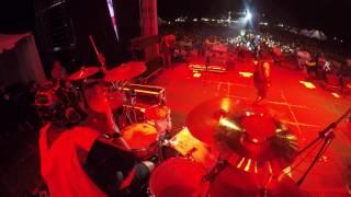 THE SUPER SAS - LUAR BIASA (Drum Cam)