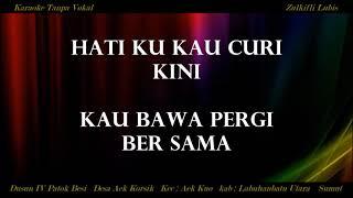 Download Mp3 Nonstop Fatwa Pujangga & Kau Pergi Tanpa Relaku   Karaoke Melayu Tanpa Vokal