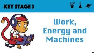Work, Energy and Machines