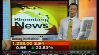 Investment On Chinese Shampoo Maker - Bloomberg