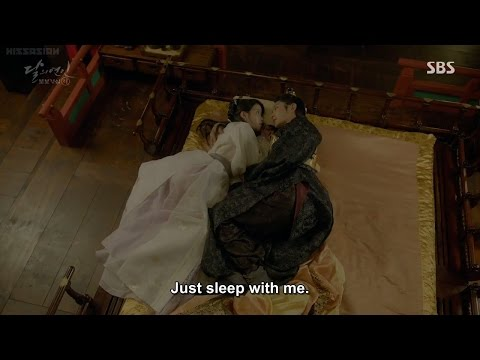 Moon Lovers EP 17 :: SO SOO MOMENTS :: PART 11