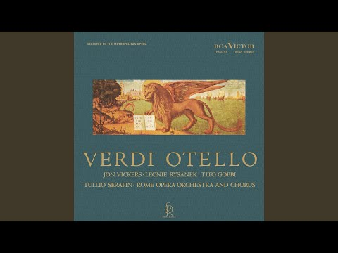 Otello: Act II - Ora e per sempre addio, sante memorie