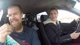 Raidījums AUTOPLACIS izbrauc ar Elīnu Lapiņu (31.10.2019.)