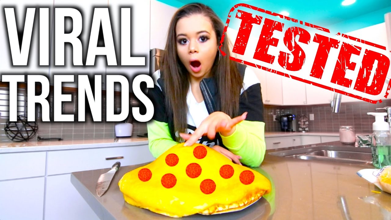 Viral Youtube Trends Tested Krazyrayray Youtube