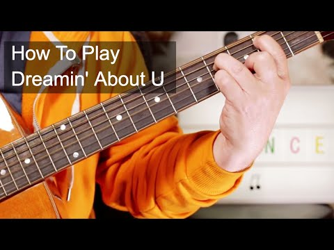 'Dreamin' About U' Prince Acoustic Guitar Lesson