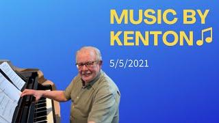 Music By Kenton | May 5, 2021 | Canonsburg UP Church